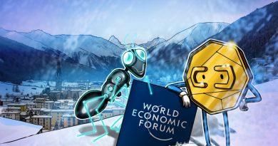 Las criptomonedas entran en la agenda del Foro Económico Mundial de Davos