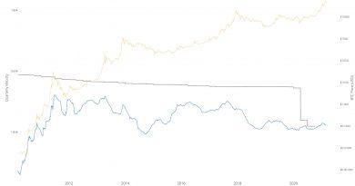 ¿De camino a los $200,000? Bitcoin cerró febrero un 26% por encima del precio del modelo Stock to Flow